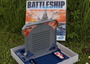 Sænke slagskibe – Spil Hasbro – Aktiviteter for børn