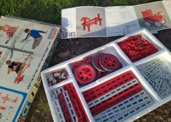 Byggesæt børn – Concreta talent 4 – leg med læring – originalt og intakt