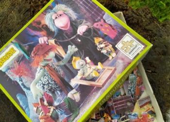 Fragglerne – puslespil – for børn 4-9 år.
