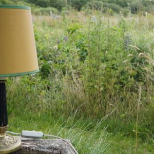 Bordlampe – romerskstil