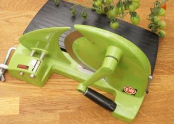Brødskærer EVA- Retro – Original i olivengrøn