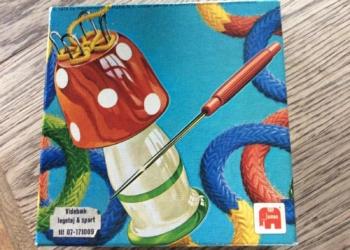 Strikkelise – Håndarbejde – Læring – 1978