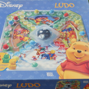 Disney Peter Plys Ludo for de aller mindste