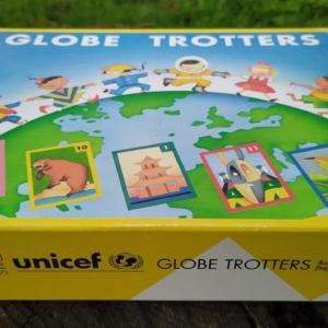 UNICEF globetrotter spil