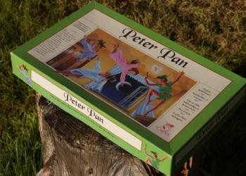 Peter Pan spil fra Casper