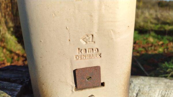 Kamo keramik lampe retro lamper
