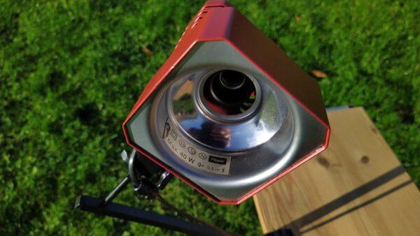 Flipper bordlampe dansk design retro lamper