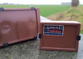 Vintage bellobox sæt. Dansk design