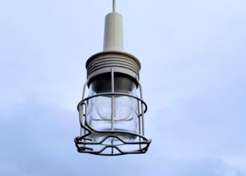 Retro industri pendel lampe i tysk kvalitet.