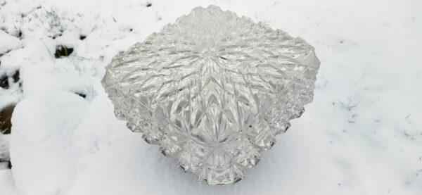 Diamant plafond retro lampe