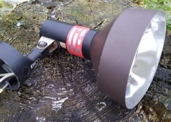 Retro butikslampe KGM /S E27 eller retro væglampe / Lampet