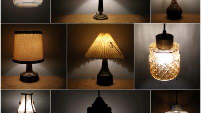 Stue lamper