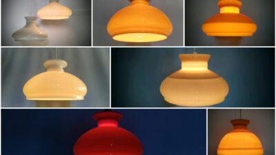 Holmegaard Upcyclet - Bæredygtige lamper