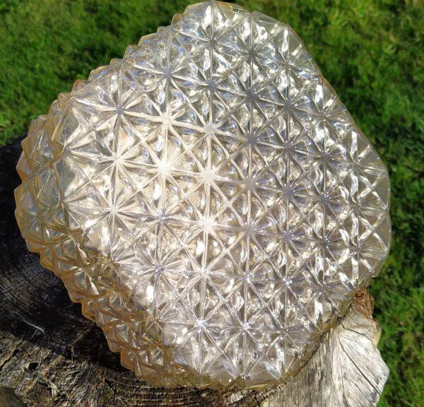 Smuk plafond i dansk design af Knud Kristensen. Med porcelæn fatning
