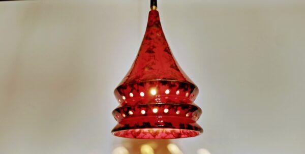 Smuk retro design lampe