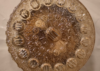 Storslået italiensk dobbelt plafond. Ny renoveret. 30 cm