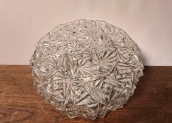 Plafond med krystal struktur. 22 cm nyrenoveret.